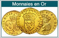 Monnaies Or royales